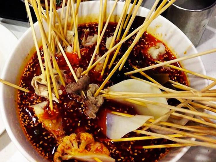 Chengdu Taste, Los Angeles, CA