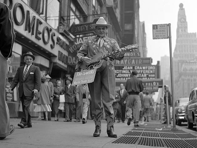 Johnny Guitar I by Frank Oscar Larson