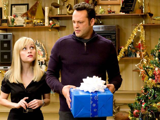 Four Christmases una película de Navidad