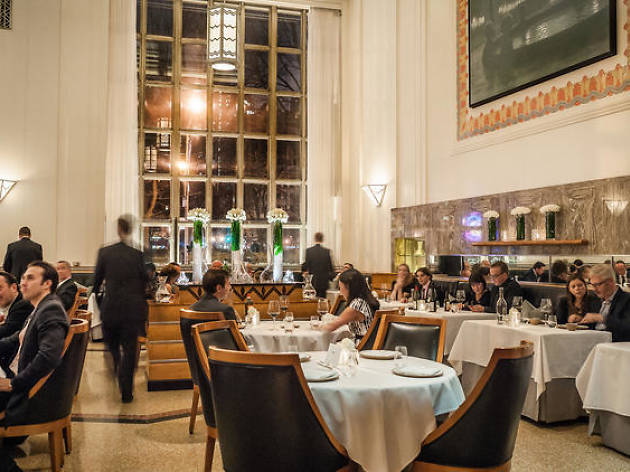The Best Fancy Restaurants In Nyc