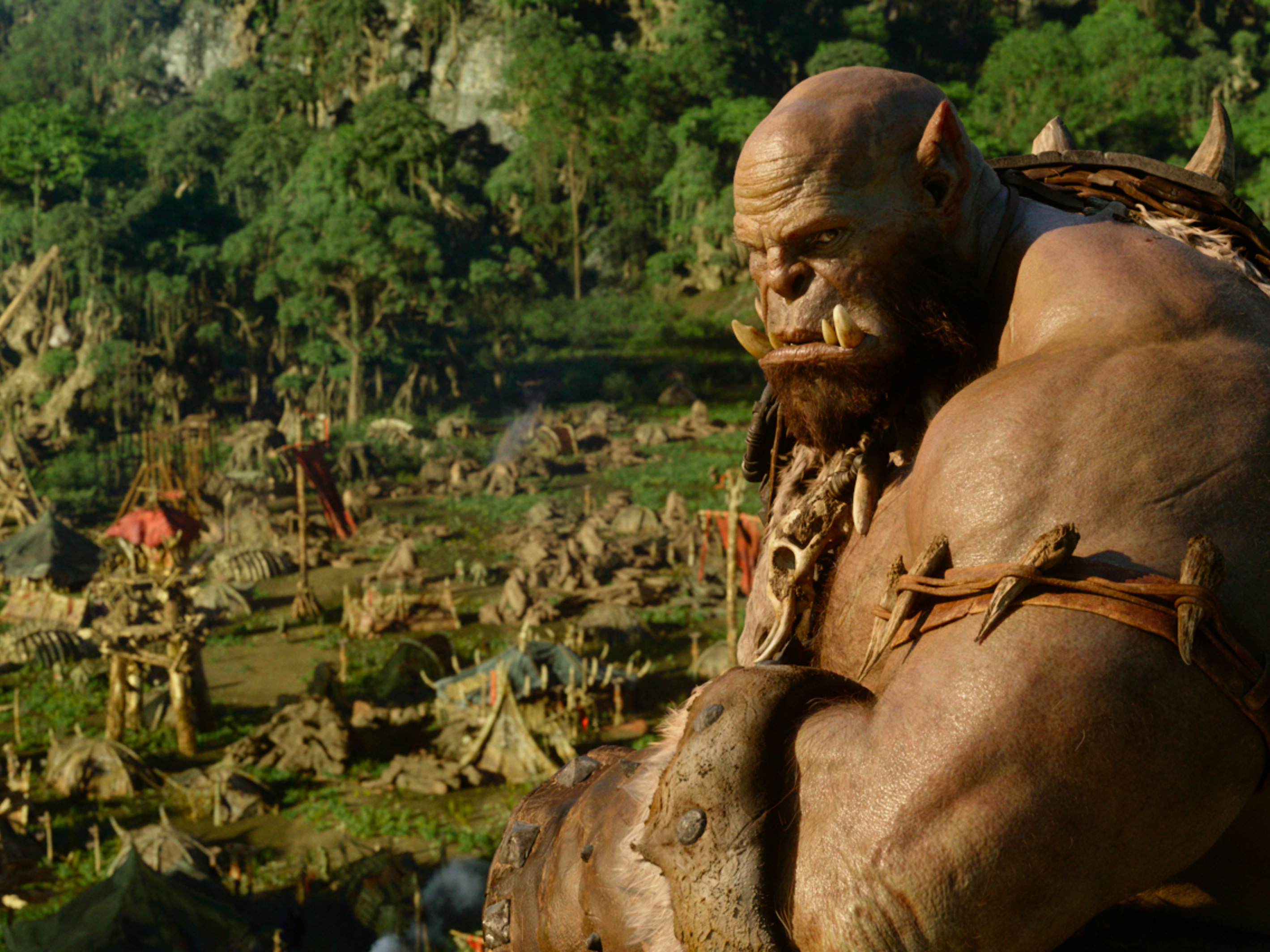 Review: 'Warcraft'
