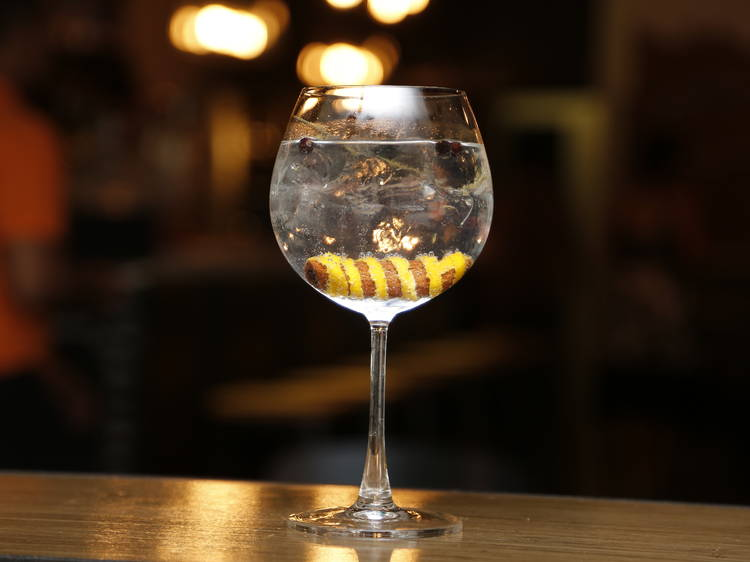 The best bars for gin in KL
