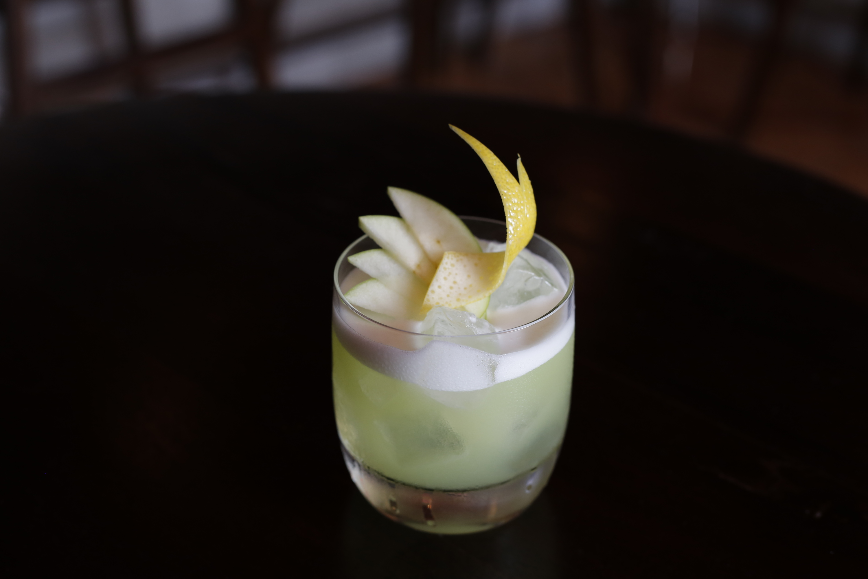Omakase gin cocktail