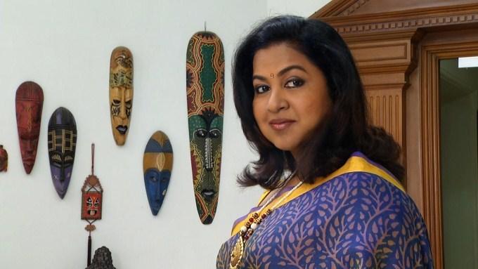 On Vasantham tv…