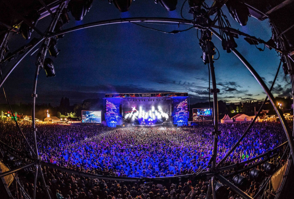 La programmation Solidays 2016