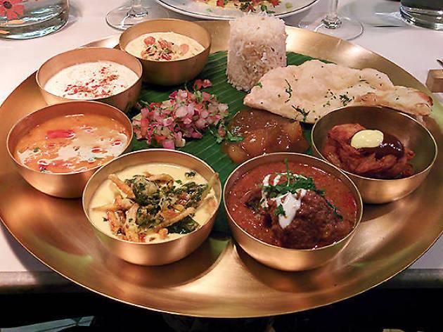 Trouver un restaurant indien à Paris