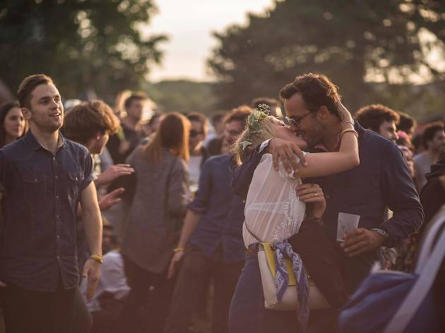 La programmation de We Love Green 2016