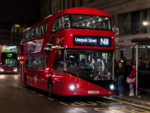 N11 bus by L Faure on Flickr, 2015