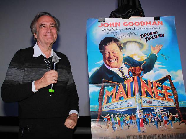 Joe Dante director de Gremlins