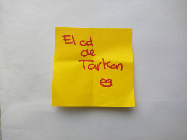 Confesiones de post-it reyes magos