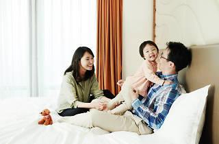 쉐라톤 서울 디큐브시티 호텔 웜앤코지 윈터 패키지