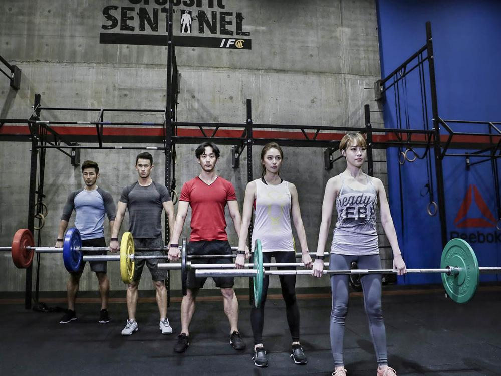 Get fit with CrossFit
