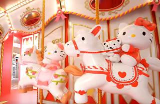 Hello Kitty Go Around Malaysia