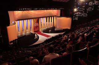 The Grande Theatre Lumiere at the Cannes Film Festival