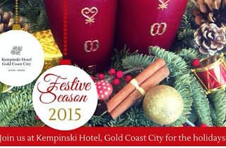 Christmas at Kempinski