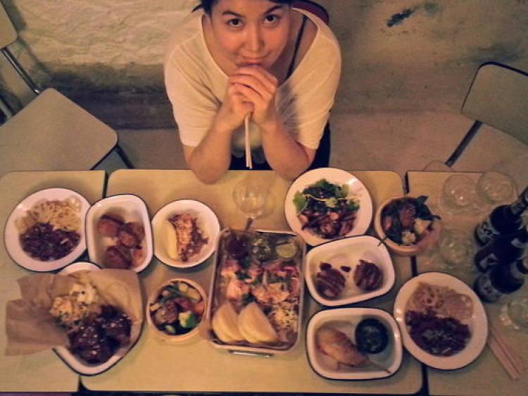 Restaurants Coréens