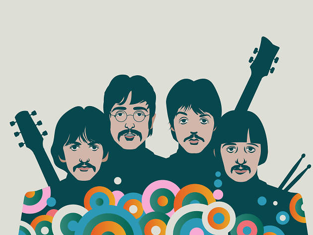 Beatles for kids. The first big concert for the little ones