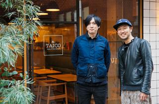 TOKYO MUSIC BOX #9 TAICO Coffee & Restaurant