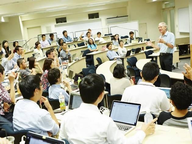 一橋大学大学院 国際企業戦略研究科(一橋ICS)