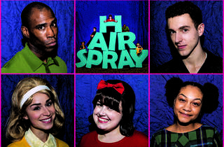 Promotional image for Hairspray at the Paramount Theatre