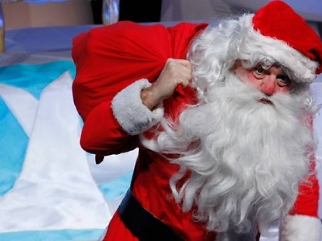 Crazy Christmas Show!