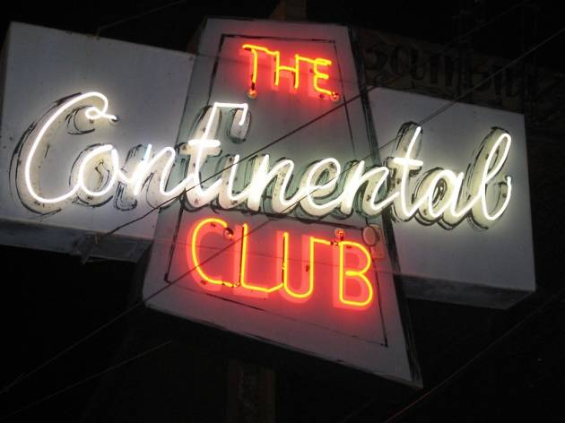 The Continental Club