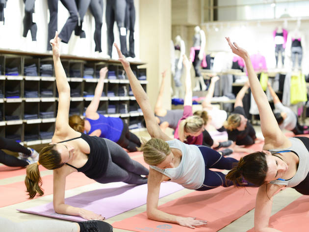 Five free fitness deals you can try in the New Year