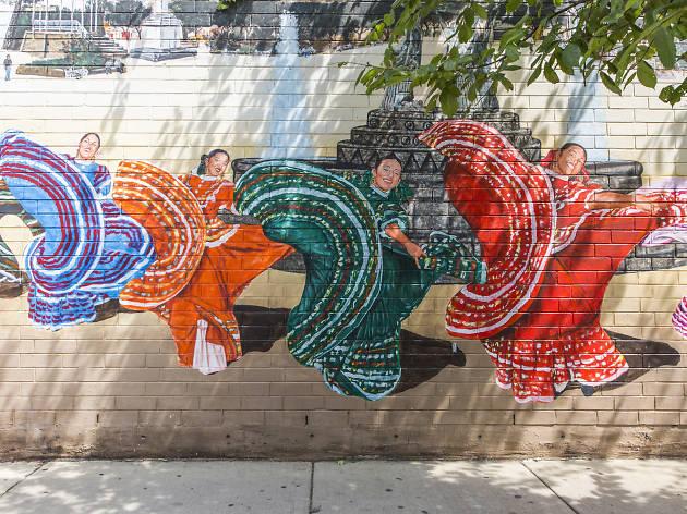 Pilsen murals