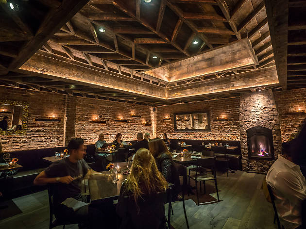The most romantic restaurants in NYC