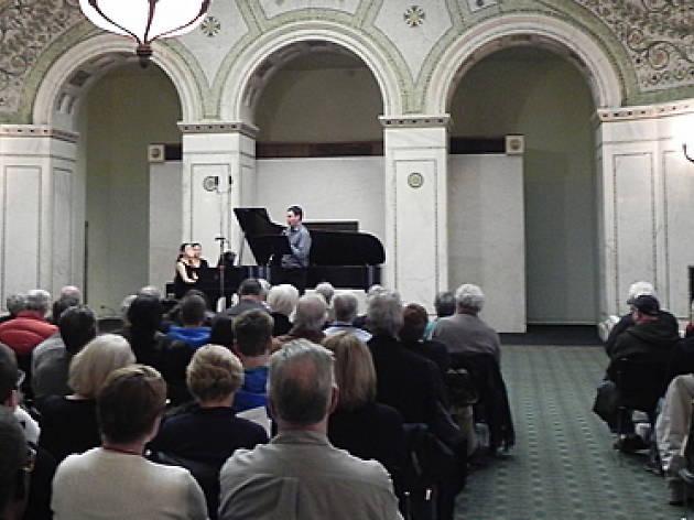 Dame Myra Hess Concerts