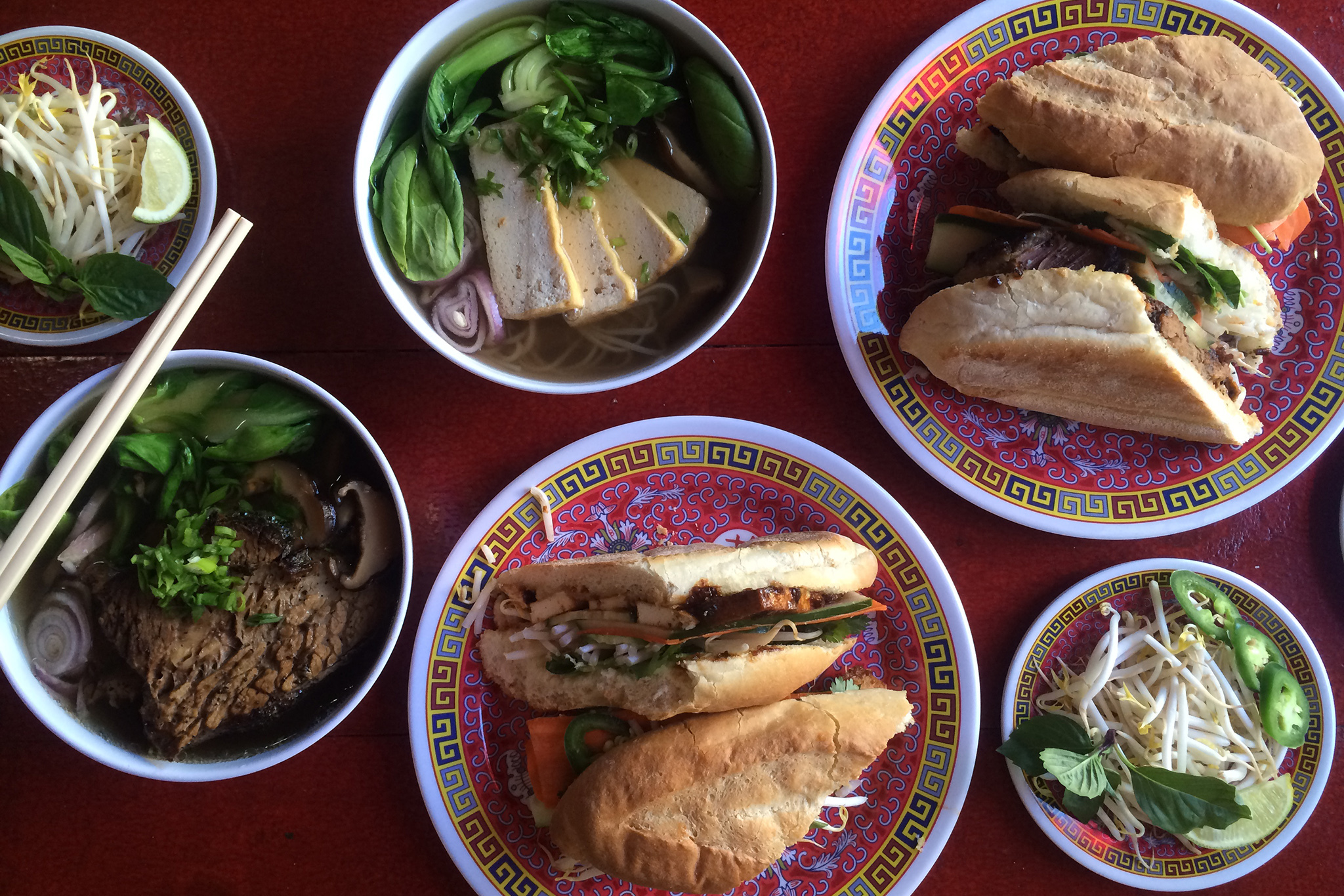 Lucy's Vietnamese Kitchen