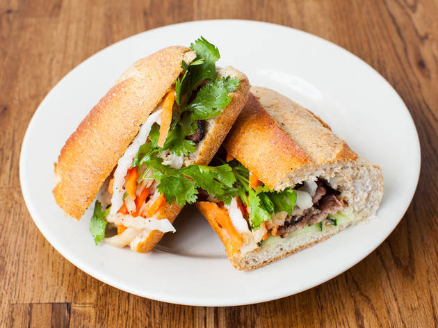 Best B 225 Nh M 236 Restaurants In Nyc For Vietnamese Sandwiches