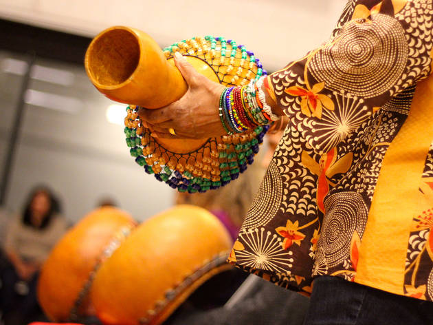 Cumbe Center for African and Diaspora Dance