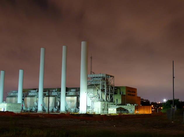 Seaholm Power Plant