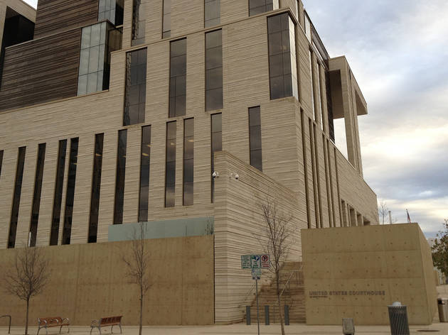 United States Federal Courthouse