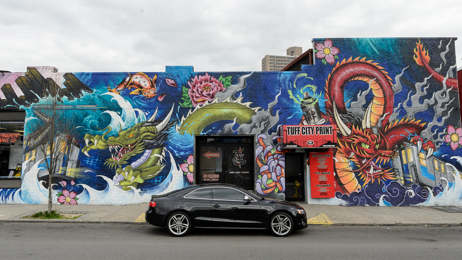 The top 10 spots to see graffiti in NYC
