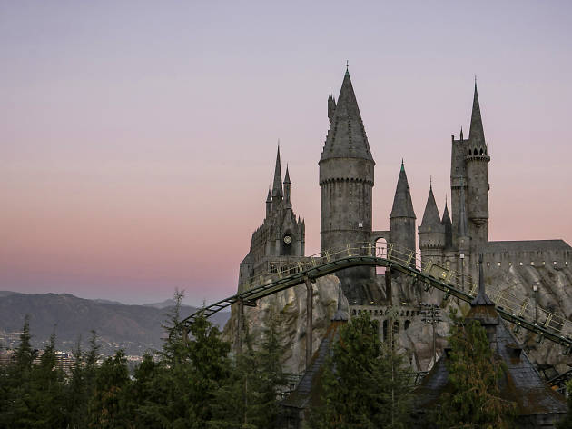 You can buy tickets to the Wizarding World of Harry Potter today with Universal's new reservation system