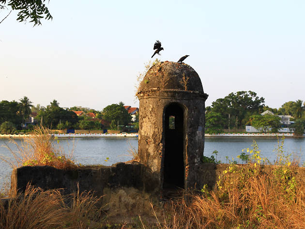 Batticaloa Fort