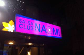 Salsa Club: Naomi