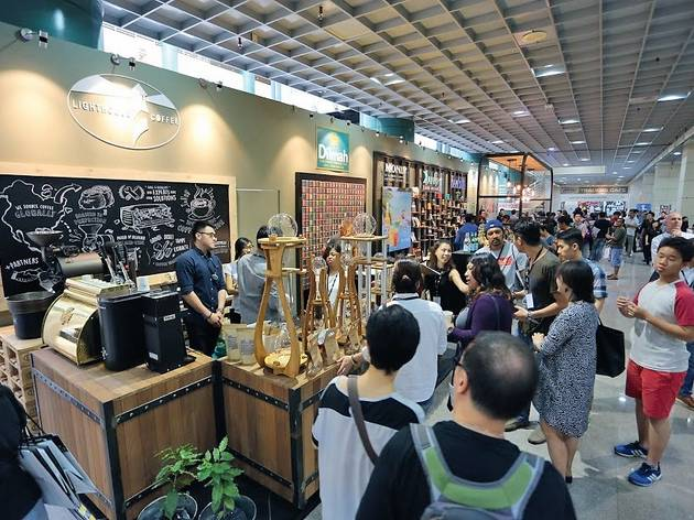 Café Malaysia 2016