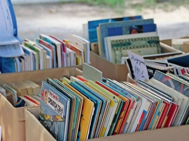 Alliance Française Second-hand Book Sale