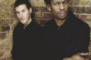Massive Attack + Young Fathers