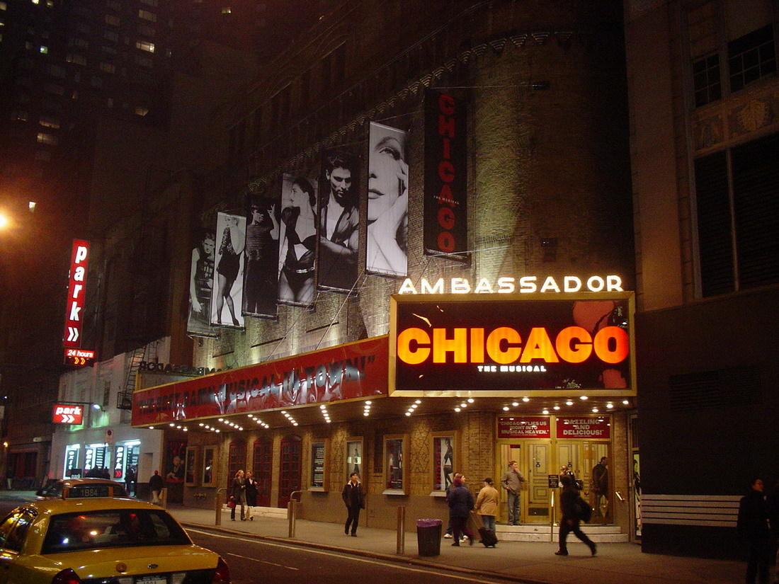 Ambassador Theatre Tickets