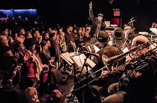 Winter Jazzfest 2014
