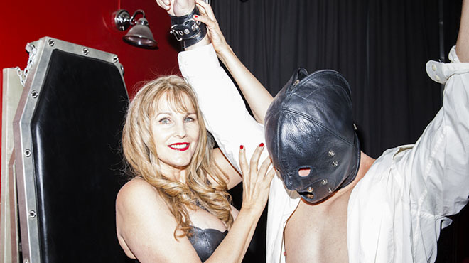 A real-life NYC dominatrix dishes on doing your dirty work (NSFW)