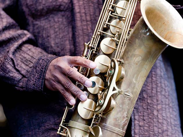 Memorial Day Jazz Festival