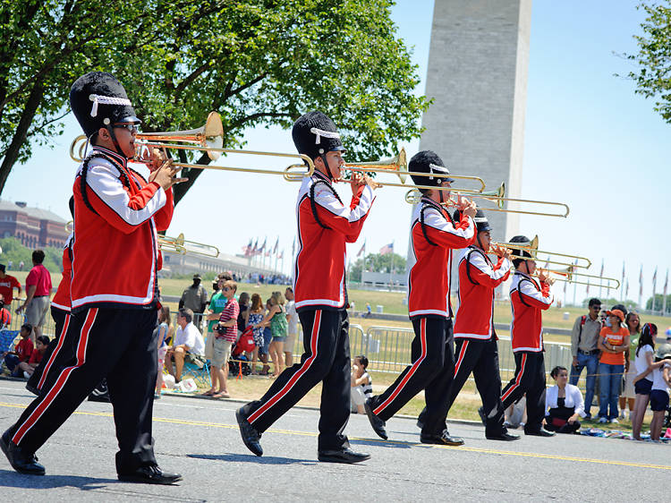 Events in D.C. to attend all year round