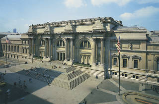 View of The Metropolitan Museum of Art
