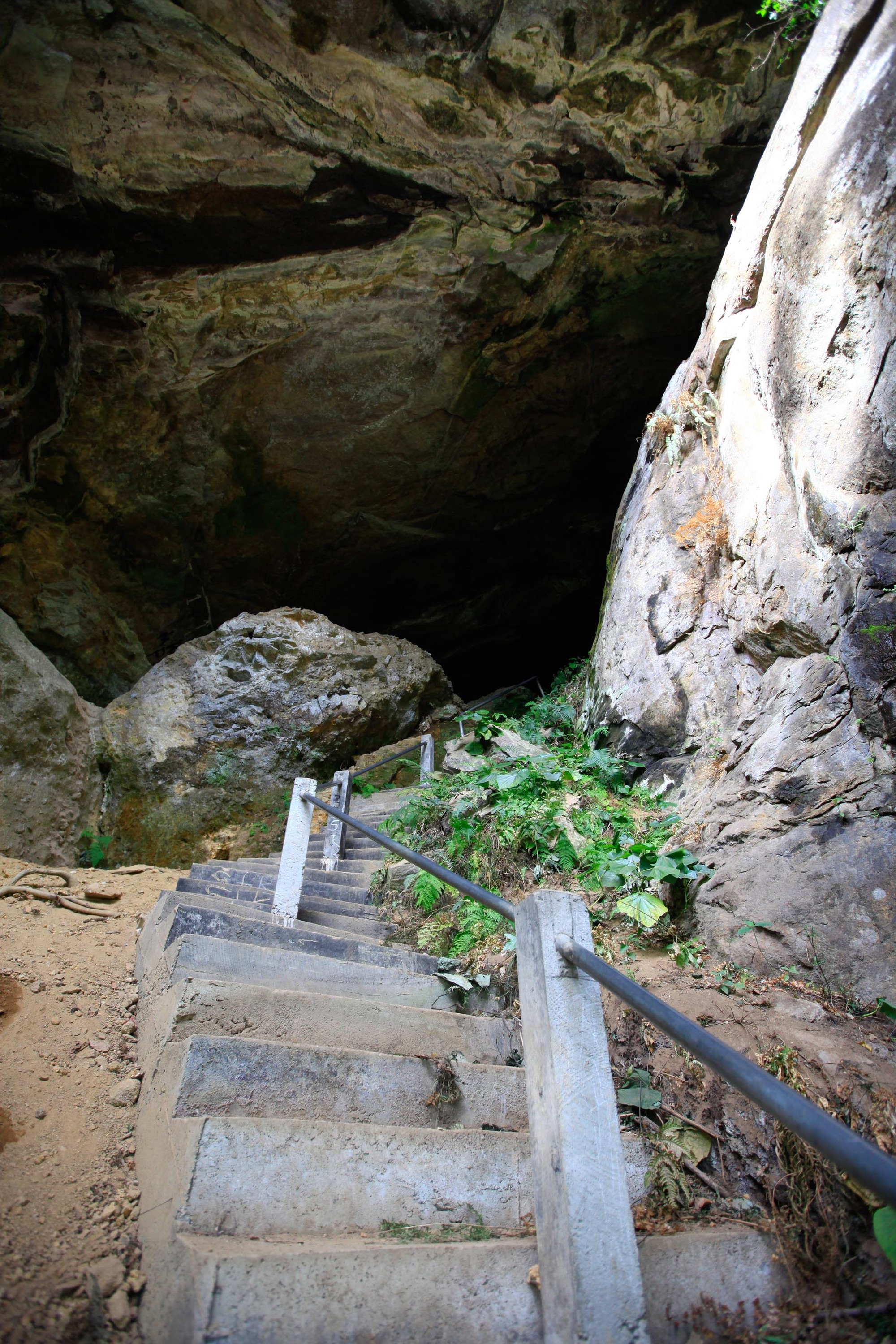 Explore Ravana cave where Sita was supposedly hidden by her captor