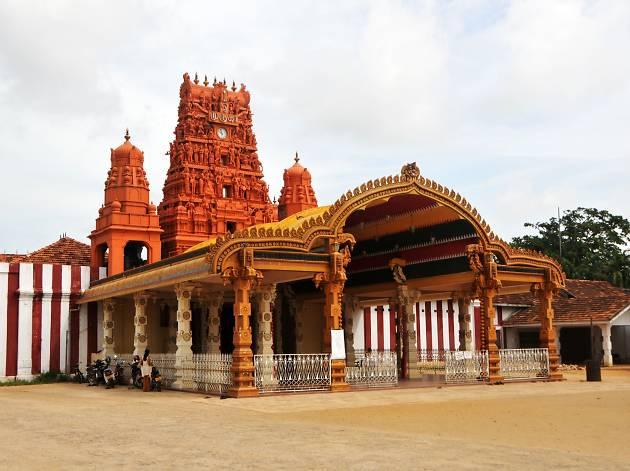 Visit Nallur Temple